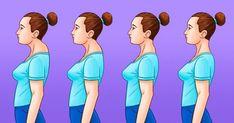 Haşlanmış Yumurta Diyeti Sayesinde 14 Günde 10 Kilo Verebilirsiniz - Sağlık Paylaşımları Back Hump, Herbal Remedies, Natural Remedies, Position Pour Dormir, Yoga Position, Posture Exercises, Kyphosis Exercises, Stretches, Workout Exercises