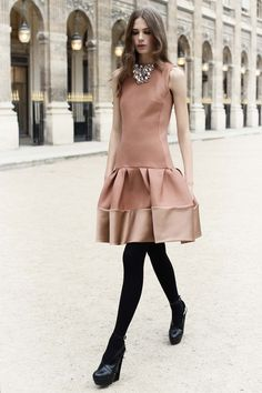 Christian Dior, Shea has the lines to pull this off, see a replica in her future