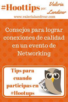 [SPANISH] ¿Vas a participar en una actividad de networking pronto?  Aquí te traigo algunos consejos para que aproveches al máximo.