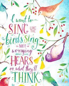 Inspirational Quote Printable Art Rumi Quote Typography   Etsy