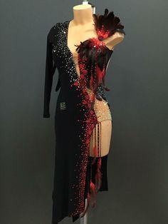 Beautiful latin dress