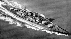 German battleship Tirpitz - Wikipedia