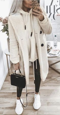 Fall Outfits For Work, Casual Winter Outfits, Winter Fashion Outfits, Autumn Winter Fashion, Fall Winter, Winter Style, Summer Outfits, 2016 Winter, Winter Fits