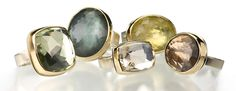 Jamie Joseph Jewelry has always been about the gemstones. Working together, Jamie and Jeremy Joseph convey their artistic vision by focusing on bringing light, shape, and an organic framework to some of the most beautiful stones in the world. Giving equal focus to qualities of movement, asymmetry, texture and luminosity, stones are transformed into wearable treasures with gold, silver, platinum and diamonds.Jamie Joseph Jewelry perfectly showcases this artisan's aesthetic and her ...