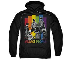 Equalizer -- Village People Adult Hoodie Fleece Sweatshirt - http://bandshirts.org/product/equalizer-village-people-adult-hoodie-fleece-sweatshirt/