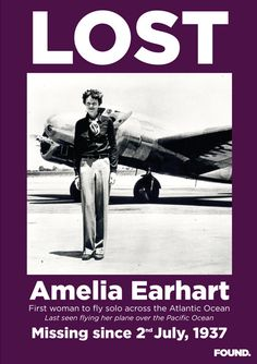 Few missing persons have inspired such enduring intrigue as Earhart. After her disappearance, the US government offered $4 million – the most ever spent on search and rescue until that time – on a 17-day air and sea mission to find her.