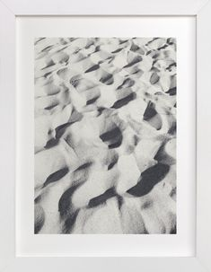 Sand Wave by Qing Ji at minted.com