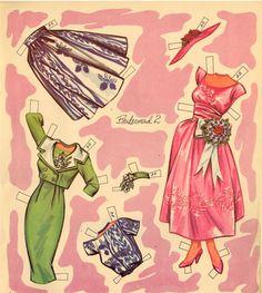 Paper Dolls~Bride Doll - Bonnie Jones - Picasa Web Albums