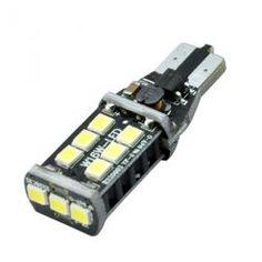 W16W/T15 15 SMD LED CANBUS PIRNIKOMPLEKT