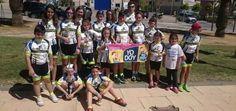 TREBUJENA (CÁDIZ). Los ciclistas sexitanos sumaron media docena de podios en la tercera prueba del Trofeo Federación Andaluza de Ciclismo, celebrada en la localidad