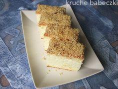 Ciasto Venus | kruche babeczki Food Cakes, Vanilla Cake, Cake Recipes, Venus, Cheesecake, Food And Drink, Sweet, Desserts, Cook