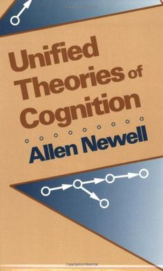 Unified Theories of Cognition (The William James Lectures) by Allen Newell http://www.amazon.com/dp/0674921011/ref=cm_sw_r_pi_dp_n8vKwb1ZJSXF0