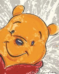56 Ideas baby cartoon disney winnie the pooh Winne The Pooh, Winnie The Pooh Friends, Disney Winnie The Pooh, Disney Canvas Art, Disney Art, Winnie The Pooh Pictures, Pinturas Disney, Disney Paintings, Eeyore