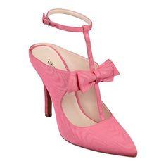 Janeil pointy toe pumps $89 @ninewestfashion