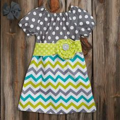 Love this dress for Easter