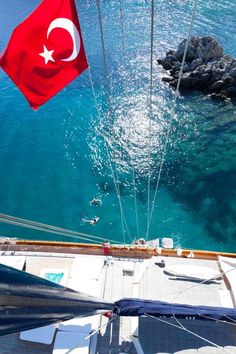 a moment of Blue Cruise, Turkey. (google search)