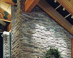 Slate Tile Exterior Wall Commericial Applications | Slate Cultured Stone  Applications Slate Wall Cladding Slate Fireplace