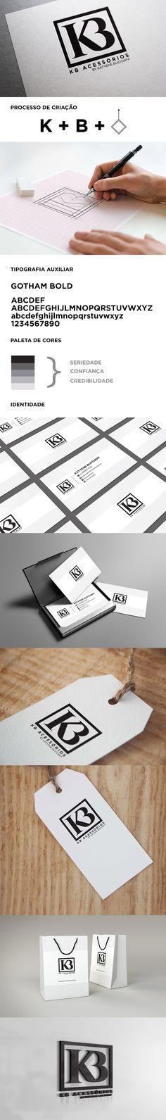 Marca e Identidade Visual