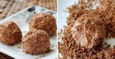 Budeme potřebovat: 300 gramů tvarohu 50 gramů vlašských ořechů 150 gramů máslových sušenek 1 PL …