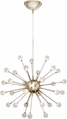 Mid-Century Modern Chandeliers - Brand Lighting Discount Lighting - Call Brand Lighting Sales 800-585-1285 to ask for your best price!
