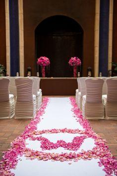 Wedding Ceremony at Hotel Valencia Riverwalk