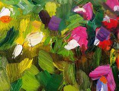 www.artbyildy.com  - Ildy Karsay -  oil on board detail