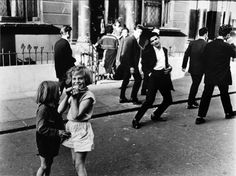 "citroncollective: """"Hey mister, take my picture, 1956"" - Roger Mayne """