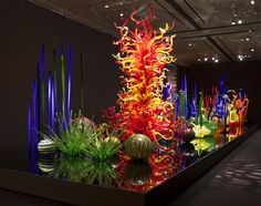 dale chihuly | Dale Chihuly in a New Light | Everett Potter's Travel Report