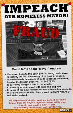 Mayor....