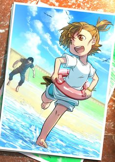 Barakamon Naru by xong on DeviantArt
