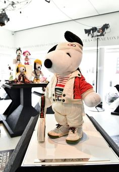 SNOOPY IN GUCCI