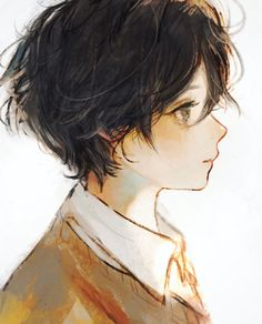 Cute Anime Boy, Anime Art Girl, Manga Art, Pretty Art, Cute Art, Aesthetic Art, Aesthetic Anime, Character Illustration, Illustration Art