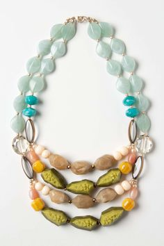 anthropologie-green-naturalist-gem-layer-necklace-product-1-5116022-283506409.jpeg (1450×2175)