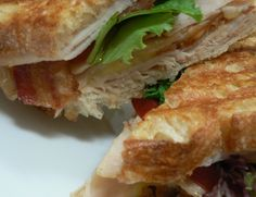Another simple recipe - Club Sandwich. See all the ingredients and the recipe: http://www.tastygalaxy.com/cook/club-sandwich-recipe/