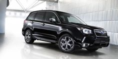 Subaru launches sportiest 2015 Forester 2.0XT ever offered