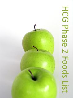 Know these foods 'inside & out' while on Phase 2 of the HCG Diet! www.diyhcg.com