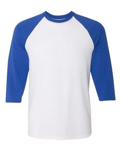 Raglan Baseball Tee, Raglan Shirts, Types Of Sleeves, Sleeve Types, Online Shopping Clothes, Unisex, Fashion Outfits, Cotton, T Shirt