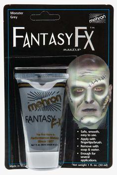 Mehron Fantasy FX Mehron Makeup Grey