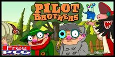 Pilot Brothers Free Download PC Game