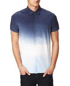 Classic Fit Ombré Shirt. #MensWear #Fashion