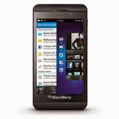 Shop your favourite electronics at great discounted prices: BlackBerry Z10 (Charcoal Black) at Rs.15,990/- onl...