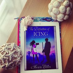 """Sky's Book Corner: The Definition of Icing - by Aven Ellis """"   Aven's characters and books always make me wanna have a life like the female characters in one of her stories. I might repeat myself but, Aven really knows how to engage the reader and she finds a way to make each and every single moment in her books memorable and unique. She definitely knows how to touch a heart!!!"""" Five Star review"""