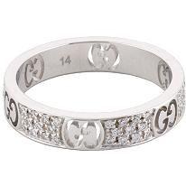 Gucci Icon Stardust Ring #ring #gucci #silver #jewlery #accessories