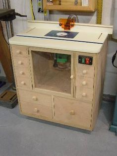 Woodworking Storage Organizations - Woodworking Ideas Bedroom - - Woodworking Videos That Sell - Modern Woodworking Plans Diy Router Table, Router Table Plans, Woodworking Bench Plans, Learn Woodworking, Woodworking Workbench, Woodworking Furniture, Woodworking Projects, Sketchup Woodworking, Japanese Woodworking