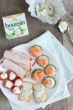 3x makkelijke hapjes met Boursin | via BrendaKookt