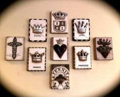 New 20th Anniversary Collection Memory Blocks mixed in from Jenny U! #MYSidDickens www.siddickens.com