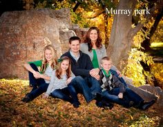 family pictures are Murray Park