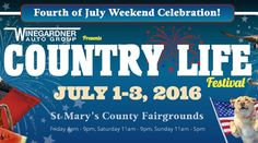 Country Life Festival is This Weekend   somdrealestatenetwork.com #somdrealestate #realtorkimberlybean