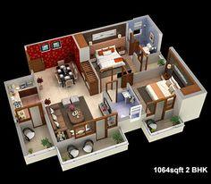 2 BHK apartments in haridwar