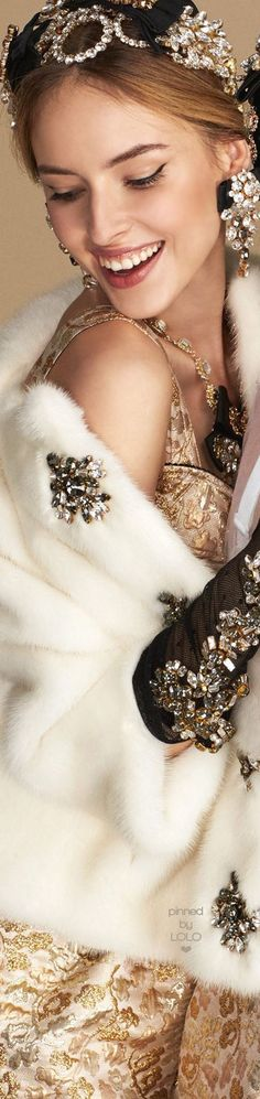 Dolce & Gabbana luxury jewelry #moderndesign #design #luxurydesign exclusive jewelry, expensive brands, inspiration . Visit www.memoir.pt - Don't be tricked when buying fine jewelry! Follow the vital rules at http://jewelrytipsnow.com/a-simple-guide-to-purchasing-fine-jewelry/